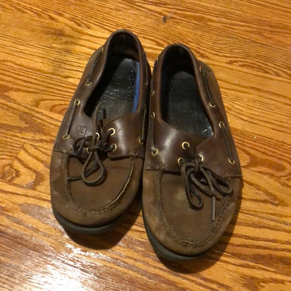 Sperry Boat Shoes Wide Width